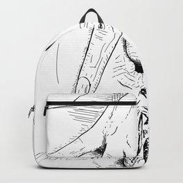 Open Wide Backpack