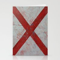 alabama Stationery Cards featuring Alabama by Michael Creese
