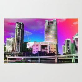 Rainbow City Rug