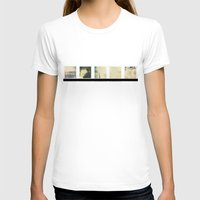 polaroid T-shirts featuring Polaroid by Aléatoire Mec