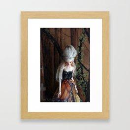 OOla mourning 2 Framed Art Print