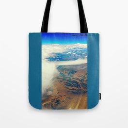 Somewhere Over the Desert Tote Bag
