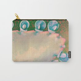 Kalanchoe Abstract Carry-All Pouch
