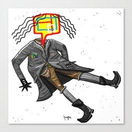 The Modernite EP #4 Canvas Print
