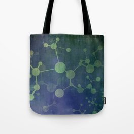 Double Helix Tote Bag