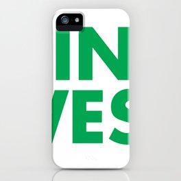NINA WEST iPhone Case