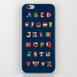 The Alflaget iPhone Skin
