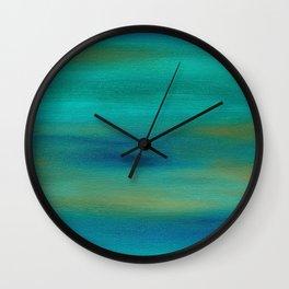 Abstract Acylic Wall Clock