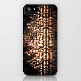 The City of Forgotten Lights iPhone Case