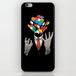 Mind Game iPhone Skin