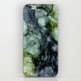 swamp queen iPhone Skin