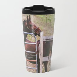 """Whatcha Doin'?"" Travel Mug"