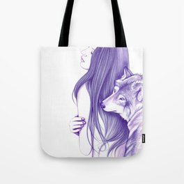 Mirrors Tote Bag