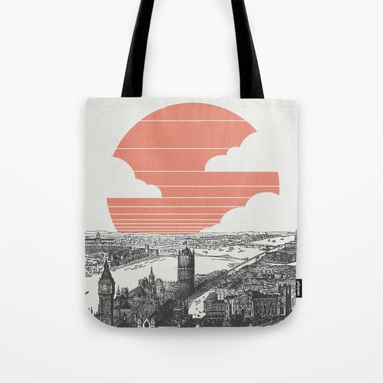 Goodnight London Tote Bag
