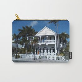 White house, Key west. Carry-All Pouch
