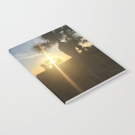 Sunrise in Tybee Notebook
