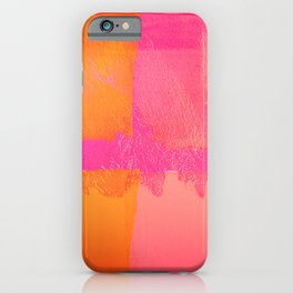 Miami Meditation iPhone Case
