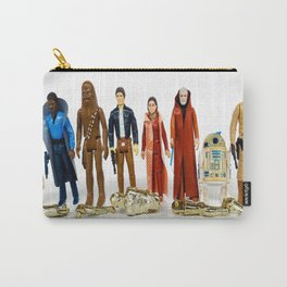 Rebels & Heroes Carry-All Pouch
