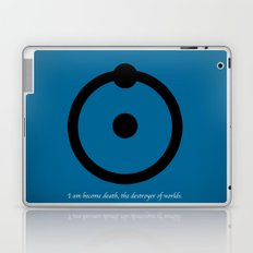Dr, Manhattan Laptop & iPad Skin