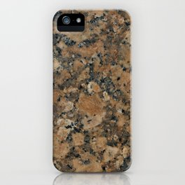 Stone Texture Surface 29 iPhone Case