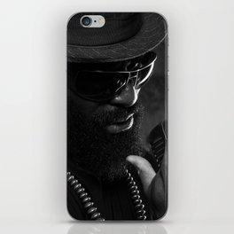 Jazz Man iPhone Skin