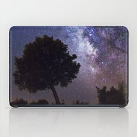 milky way iPad Cases featuring Milky Way by FRPhotography