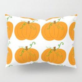 Pumpkin Patch Pattern Pillow Sham