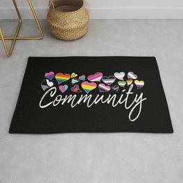 Community - LGBTQA Rug