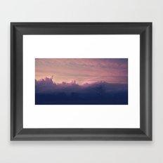 For Eli. Framed Art Print