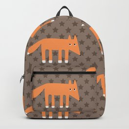 Stars Foxes Backpack