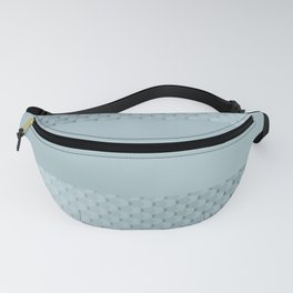 Blue mother of pearl Fanny Pack