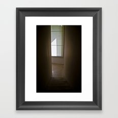 Go to the Light Framed Art Print