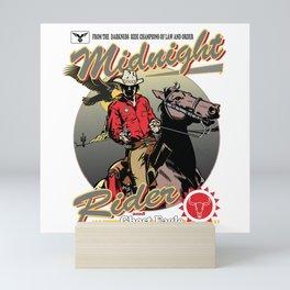 Midnight Rider Mini Art Print