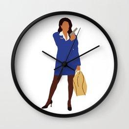 Jackie Brown movie Wall Clock