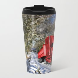 Holidays are coming  Travel Mug
