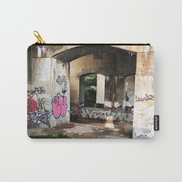 Where About Carry-All Pouch