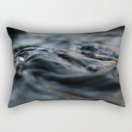 Dark Water I Rectangular Pillow