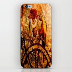 Monsieur Bone Pirate  iPhone & iPod Skin