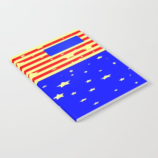 Mr. America  Notebook