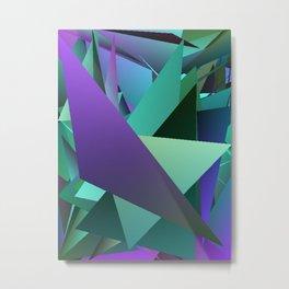 Beach Glass 2 Metal Print