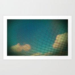 @ WORK. Art Print