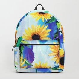 Sunflower Sky Backpack
