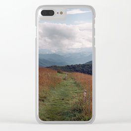 Max Patch Clear iPhone Case