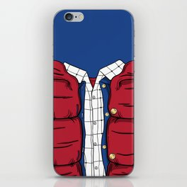 The McFly iPhone Skin