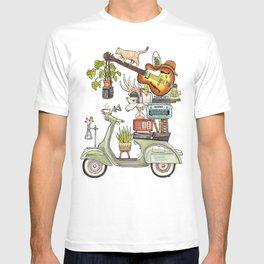 Pleasant Balance II T-shirt