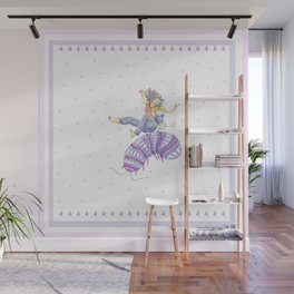 A Roly Poly Rumpus Wall Mural