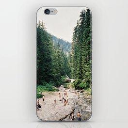 Denny Creek iPhone Skin