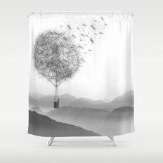 Float Shower Curtains