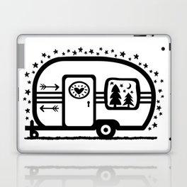Home Is Where We Roam Rv Camper Road Trip Laptop & iPad Skin