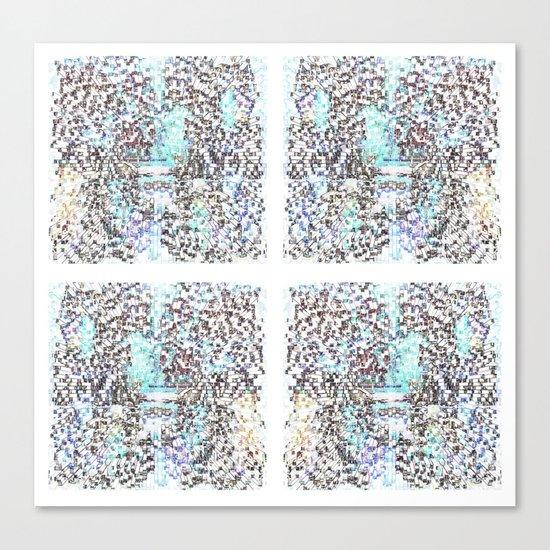 Abstrusion 1 Canvas Print